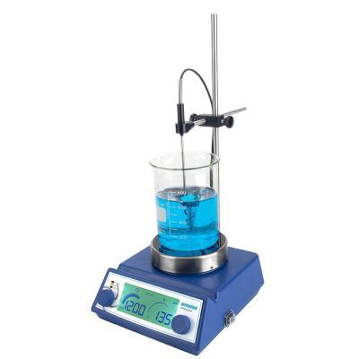 Нагревательная магнитная мешалка